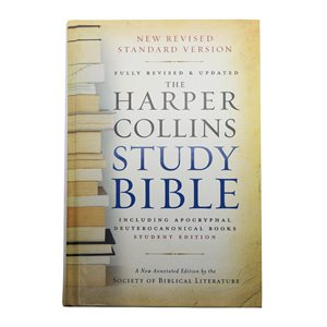The Harper Collins Study Bible